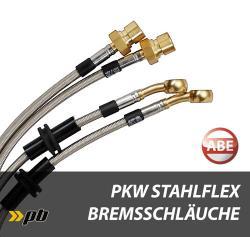 Custom steel breaided hoses