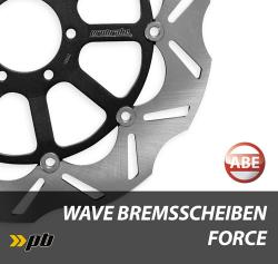Wave brake rotors for nearly all...